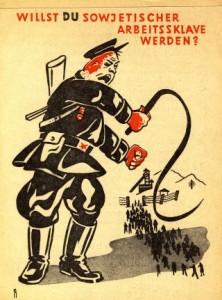 Flugblatt von 1950
