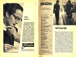 Praline, Nr. 13, 1954