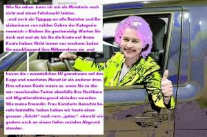Foto: dapd/DAPD Ursula von der Leyen (CDU) plädiert für eine Erhöhung des Hartz-IV-Regelsatzes um fünf Euro.